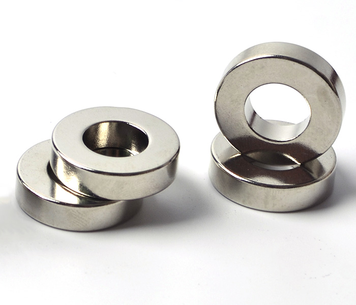 Magnets for electronic products